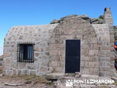 Senderismo Cueva Valiente - Pico Cueva Valiente - Refugio pico Valiente; senderos del monasterio